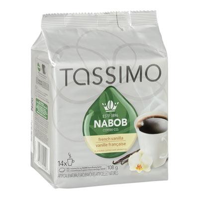 TASSIMO NABOB Vanille française