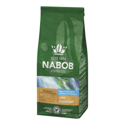 NABOB 1896 Tradition Swiss Water Decaf