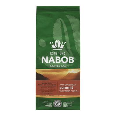 NABOB Summit 100% Colombian