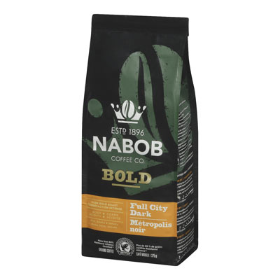 NABOB Bold Full City Dark