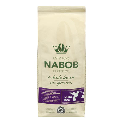NABOB Café en grains Costa Rica
