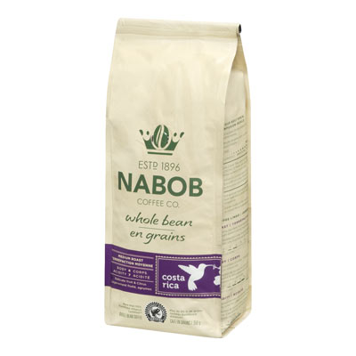 NABOB Whole Bean Costa Rica