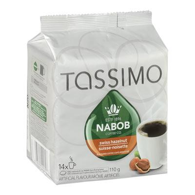 TASSIMO Nabob Suisse-Noisette