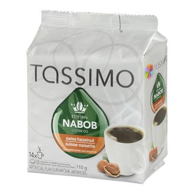TASSIMO Nab Swiss Hazlnt