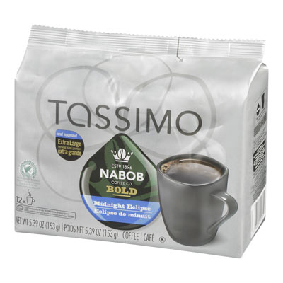 TASSIMO NABOB MIDNIGHT ECLIPSE