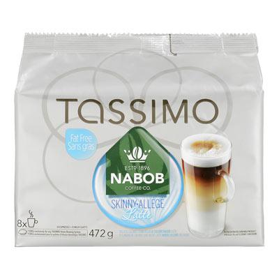 TASSIMO NABOB Skn Latte