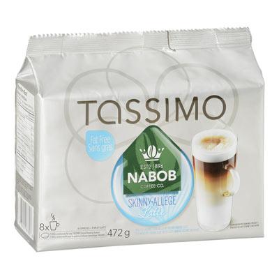 TASSIMO NABOB Latte allégé