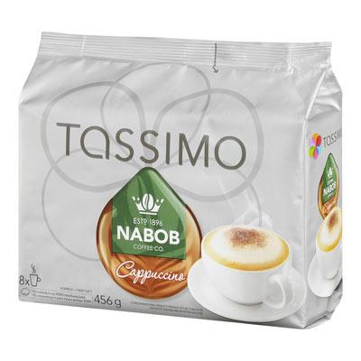 Nabob tassimo coupons