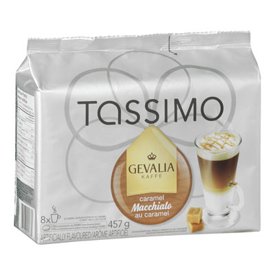 TASSIMO Gevalia Macchiato