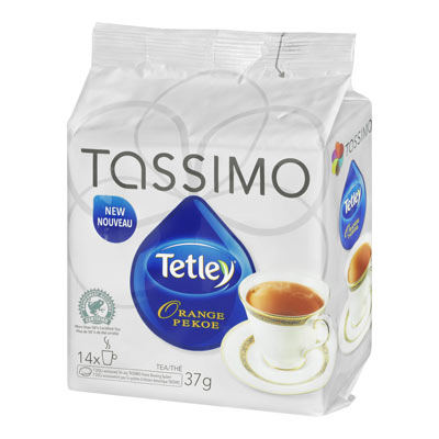TASSIMO TETLEY Orange Pekoe