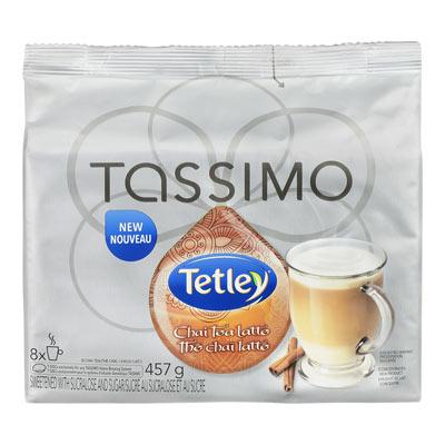 TASSIMO TETLEY Chai Latte