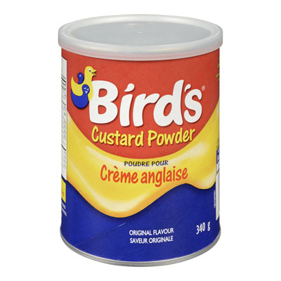 BIRDS Custard Powder original flavour