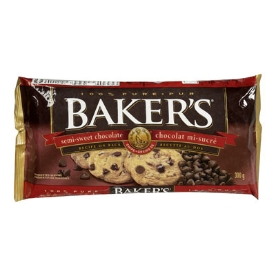 BAKERS Semi Sweet Baking Chocolate