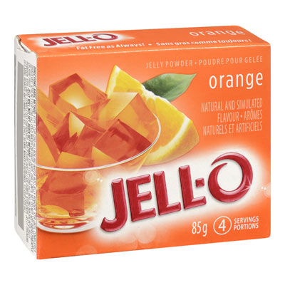 JELL-O Jelly Powder ORANGE