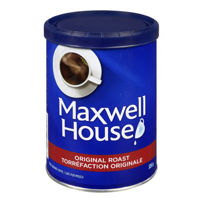 MAXWELL HOUSE Torréfaction originale