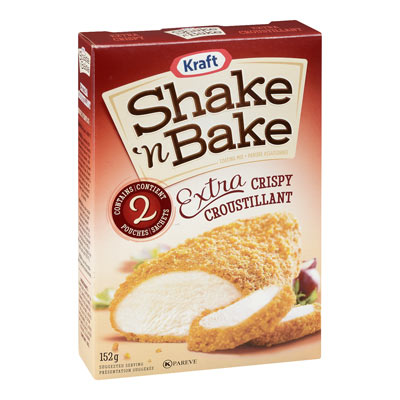SHAKE N' BAKE Crispy Chicken