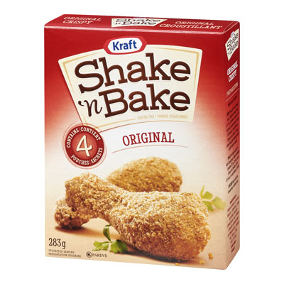 SHAKE N' BAKE Chicken