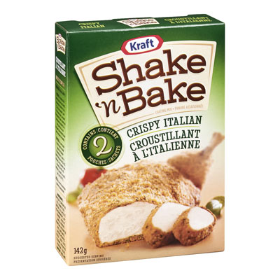 SHAKE N' BAKE Italian