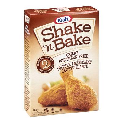 SHAKE N' BAKE Friture américaine