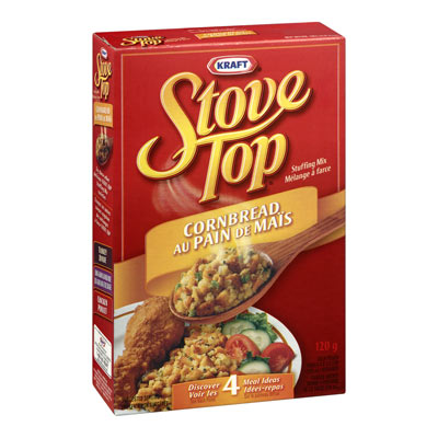 STOVE TOP Stuffing Mix Cornbread
