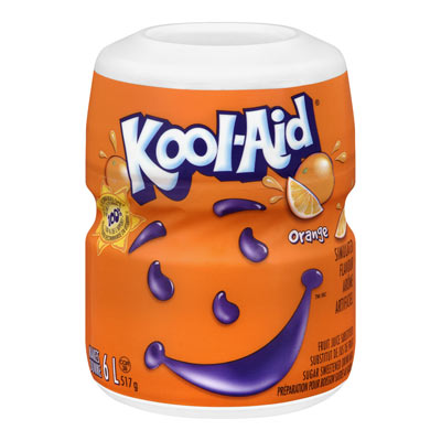 KOOL-AID Sugar Sweetened KOOL-AID Orange