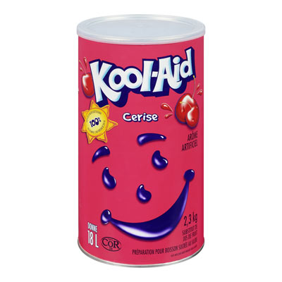 KOOL-AID Sugar Sweetened KOOL-AID Cherry
