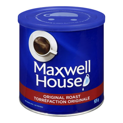 MAXWELL HOUSE Tin Original Roast