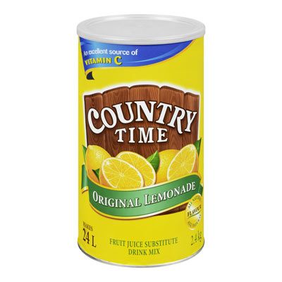 COUNTRY TIME Limonade