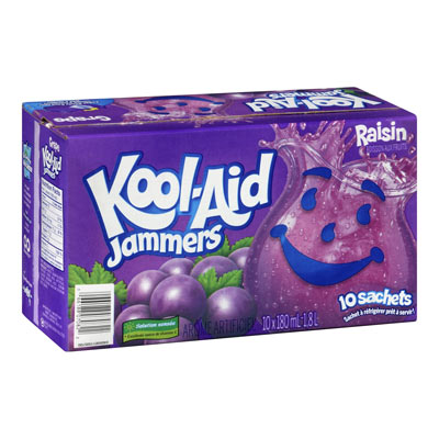KOOL-AID Jammers Grape