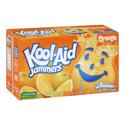 KOOL-AID Jammers Orange