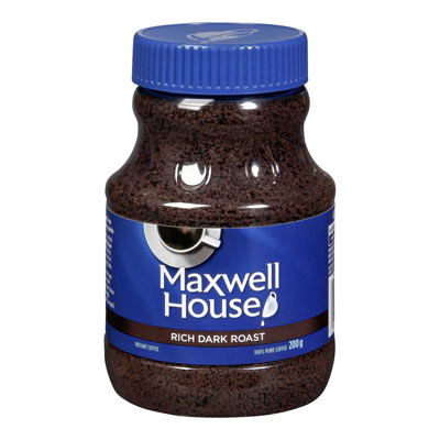 MAXWELL HOUSE Dark Roast  Instant Coffee