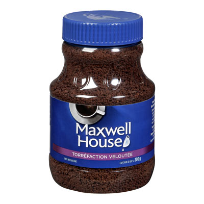 MAXWELL HOUSE Light Roast  Instant Coffee
