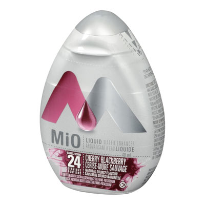 MIO Cherry Blackberry