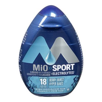 MIO Sport Berry Burst W. Electrolytes