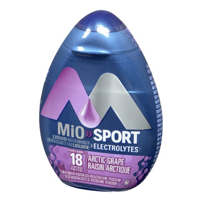 MIO Sport Arctic Grape W. Electrolytes