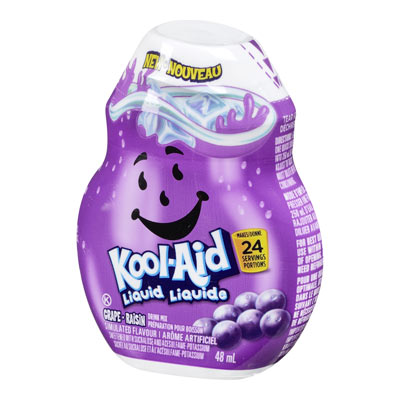 KOOL-AID Liquid Grape