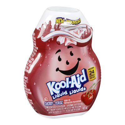 KOOL-AID Liquid Cherry