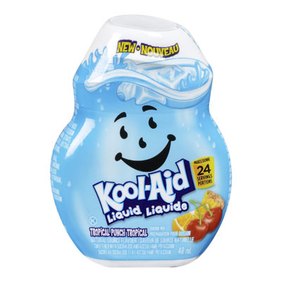 KOOL-AID Liquid Tropical Punch