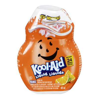 KOOL-AID Liquid Orange