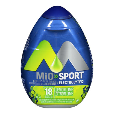 MiO Sport Lemon Lime