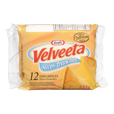 VELVEETA Cheese Slices