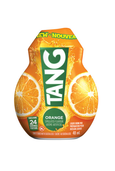TANG BEVERAGE-LIQUID CONCENTRATE  ORANGE