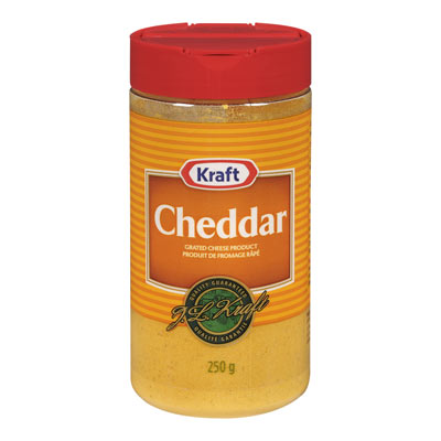 KRAFT Grated  Cheddar Cheese Product