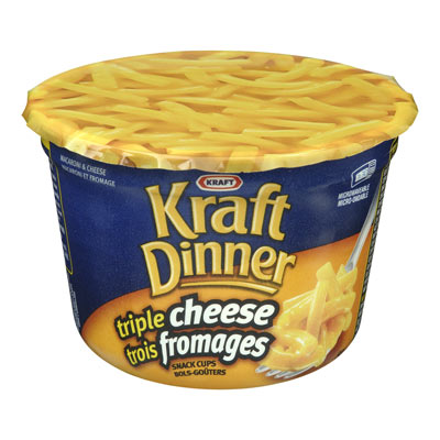 KRAFT DINNER BOL Trois fromages