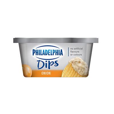 PHILADELPHIA Dips Onion