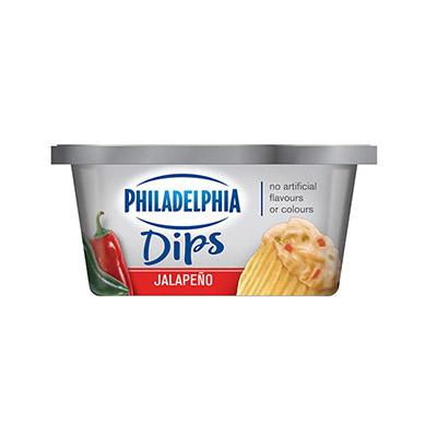 PHILADELPHIA Dips Jalapeno