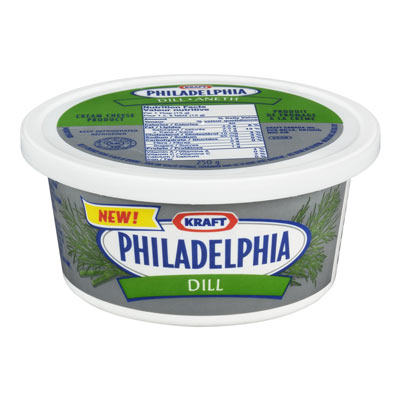PHILADELPHIA Dill Cream Cheese Product