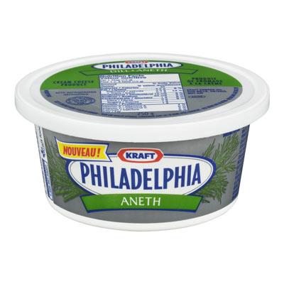 PHILADELPHIA Dill Cream Cheese Product