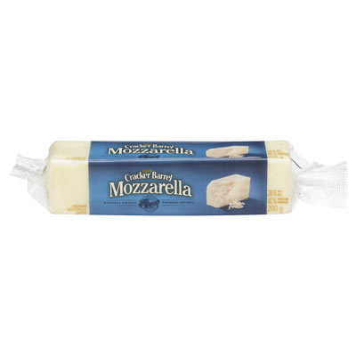 KRAFT 200 GR NATURAL CHEESE-BARS MOZZARELLA EACH