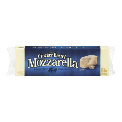 CRACKER BARREL Fromage Mozzarella 700G